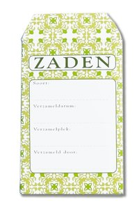 Zaadzakjes 'Green Retro' als PDF bestand   Tuispul.nl