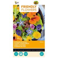 Eetbare bloemen mengsel