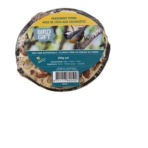 Bird Food Halve kokosnoot pinda
