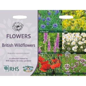 Collectie voor wilde bloemen