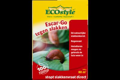 Escar Go Ecostyle - biologisch slakken bestrijden