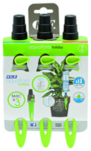 Aquaflora Holiday Watersysteem voor PET-fles (set 3 stuks)