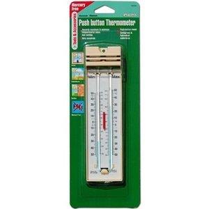 Minimum / maximum thermometer