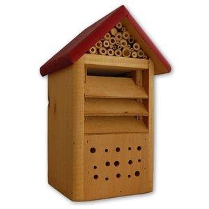 Insectenhotel voor bijen / gaasvliegen
